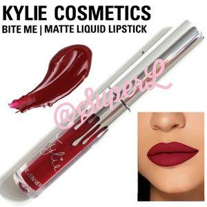 3/$15 Kylie Cosmetics Velvet Matte Liquid Lipstick